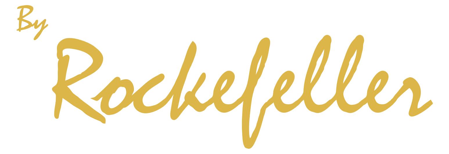 by rockefeller logo