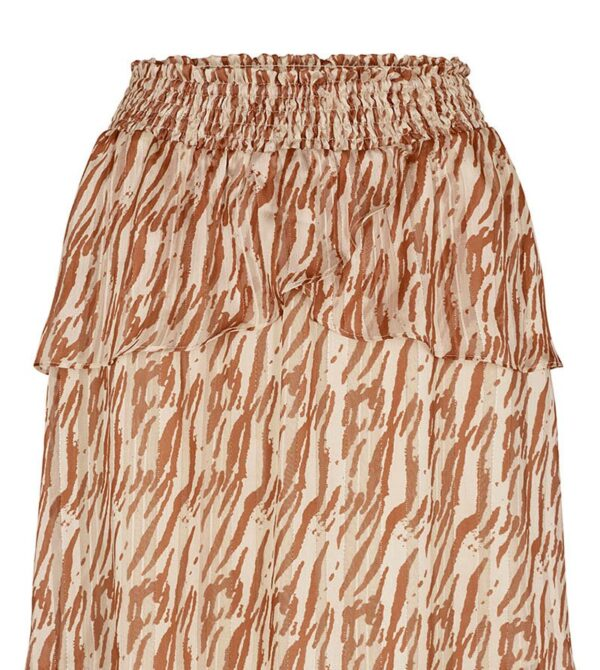 golden tiger skirt