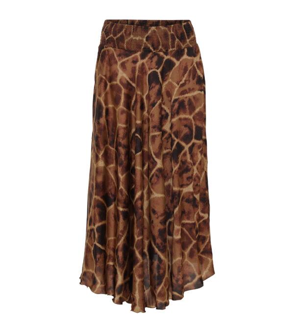 Naomi skirt giraffe