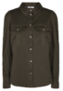 Lisson shirt - army