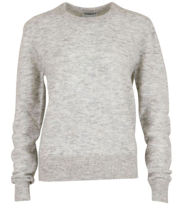 dina knit - light grey