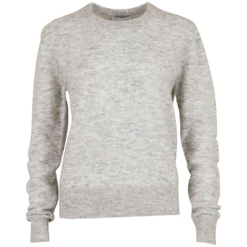 dina knit - light grey