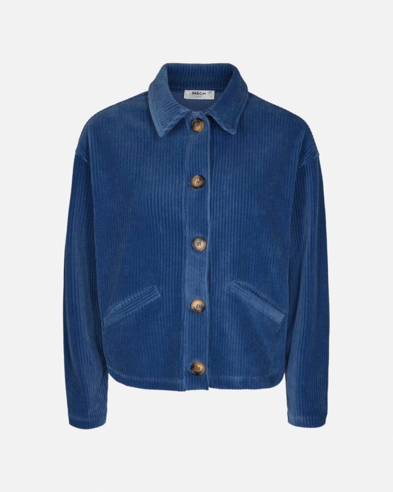 Blue Florina Jacket