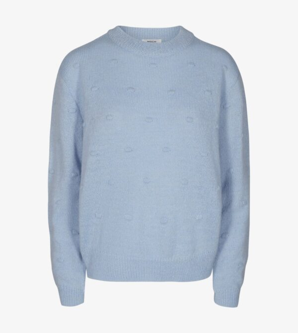 Blue Dot Pullover