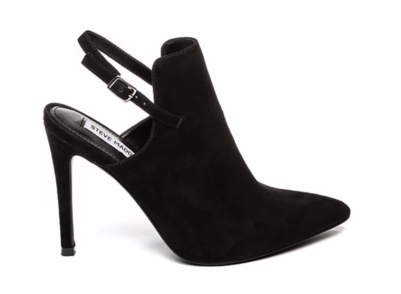 Daily - Black Suede