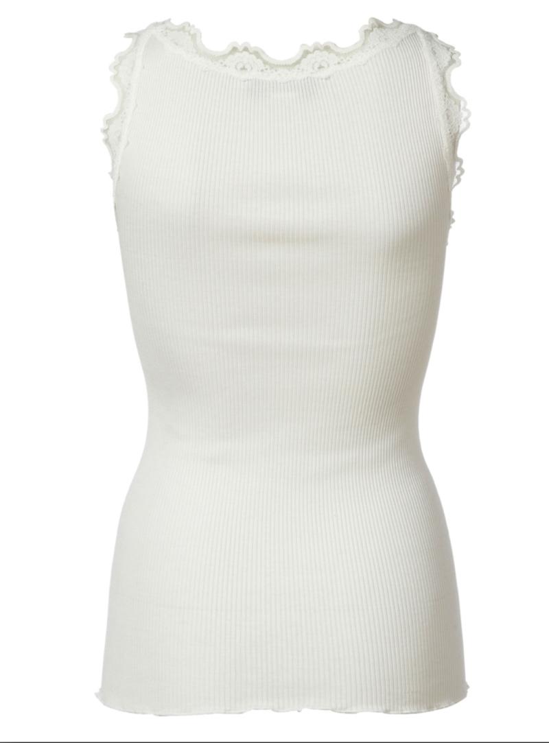Rosemunde - silk new white