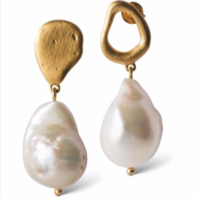 Enamel - Baroque Pearl