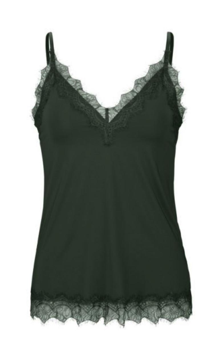 Rosemunde - Black Green