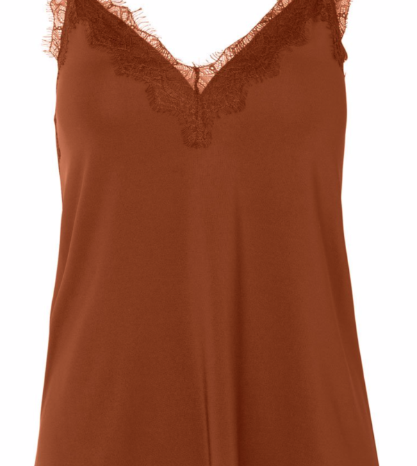 Rosemunde - Copper brown